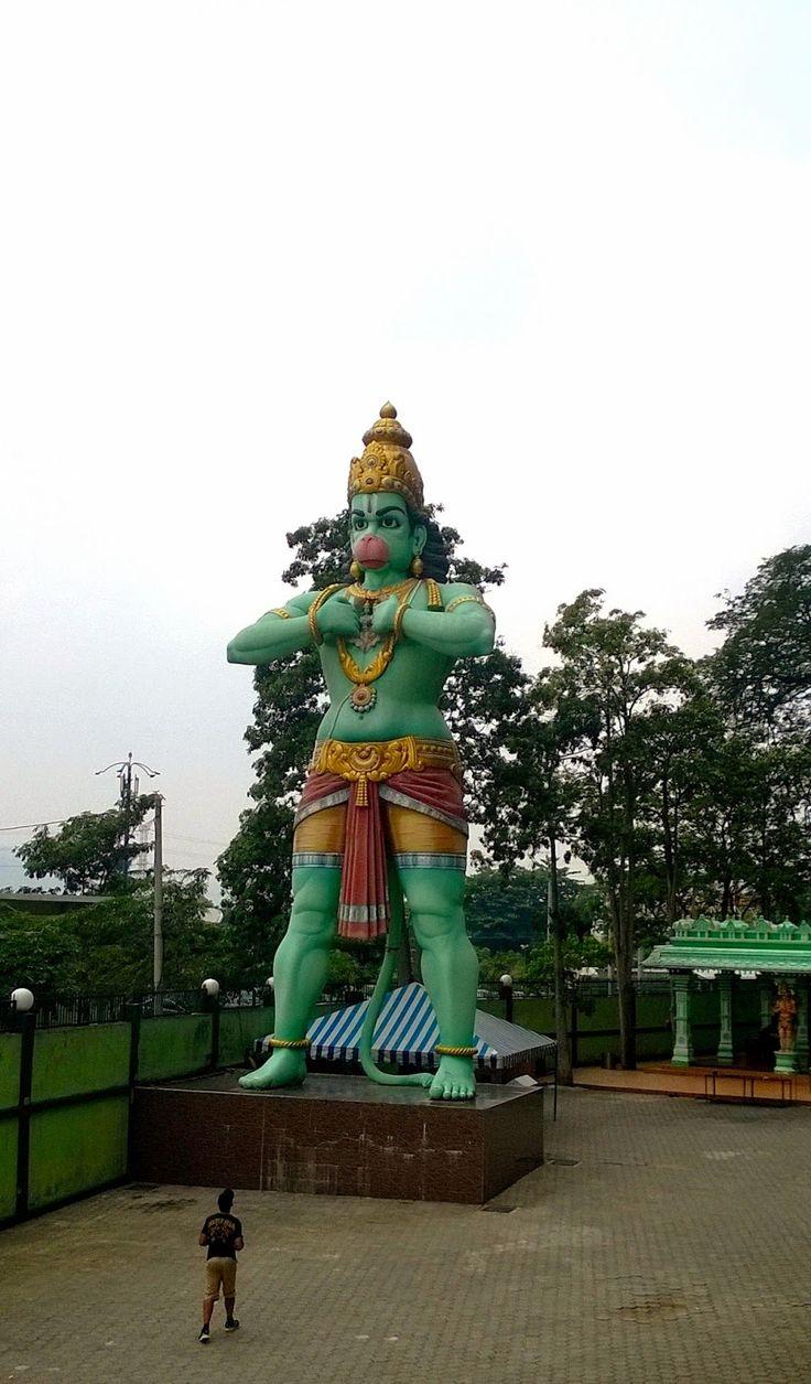 Apen matkat: Kuala Lumpur