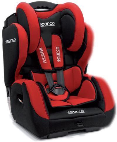 Scaun Auto F700 Red 9-36 kg de la Sparco