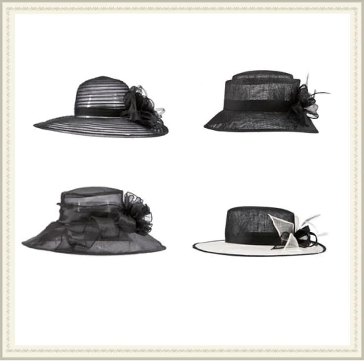 Make a statement with fabulously stylish hats. Which is your favourite?