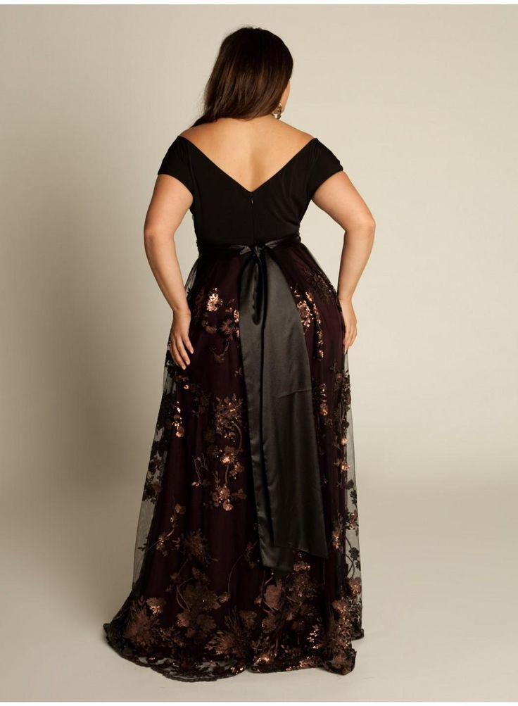 2016 Cheap Plus Size Evening Dresses Sleeves A Line Off The Shoulder Formal Dress Sequins Appliqued Floor Length Special Occasion Gowns Plus Size Club Dresses Plus Size Cocktail Dresses From Dresstop, $132.83| DHgate.Com