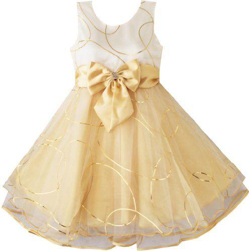 Sunny Fashion Girls Dress Champagne Multi-layers Wedding Pageant Size 2-3 Sunny Fashion http://www.amazon.com/dp/B00B20MLCM/ref=cm_sw_r_pi_dp_.sQLvb1E5JSK7