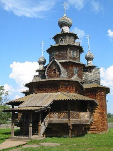 arquitectura+rusa | Rusia turismo1 Arquitectura de madera rusa (II)