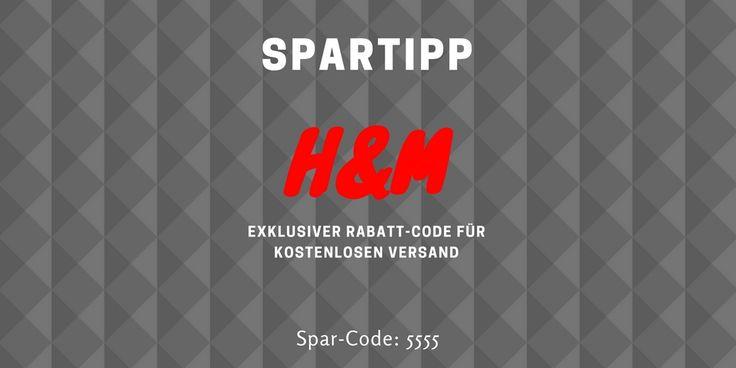 Rabatt für H&M einkauf - günstiger bei hm einkaufen mit Online Voucher für Kostenlosen Versand beim Fashion Verkäufer H&M