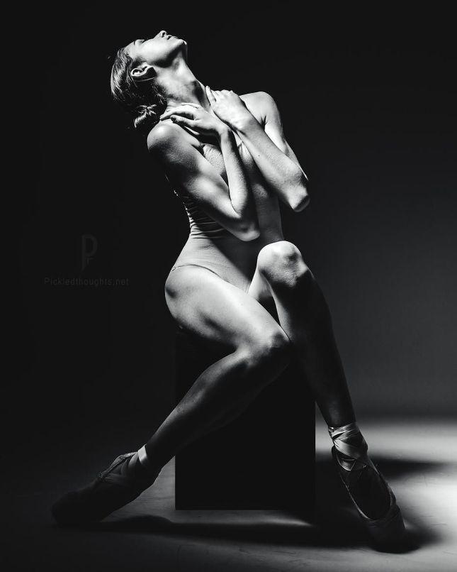 © Dean Barucija – PickledThoughts  Victoria Vassos, Staatliche Ballettschule Berlin Berlin State Ballet School (graduated)