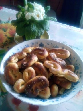 Крендельки  по Дюкану  | Татошкина кухня