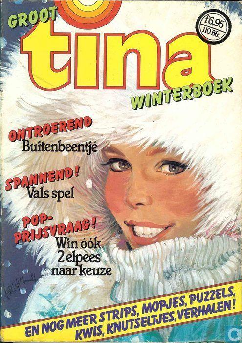 Groot Tina Winterboek (ook het Groot Zomerboek, Groot Vakantieboek)
