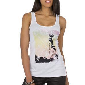 Unkut Femme - Tank Top South White