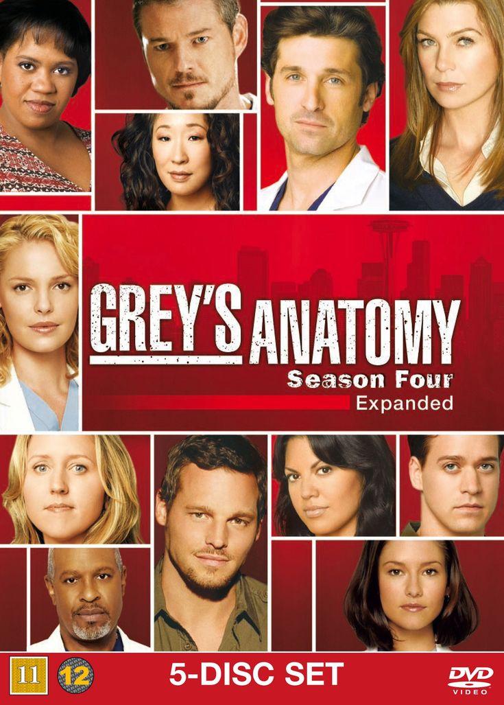 Greyn Anatomia - Kausi 4, 9,95 e