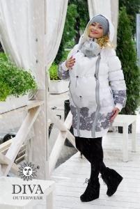 Зимняя куртка для беременных в минске