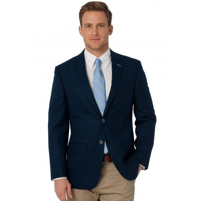 Check out Charleston Navy Sport Coat from Southern Tide