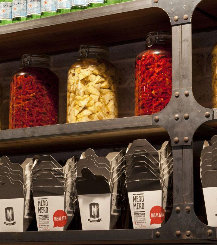 Чудесный дизайн продуктового магазина Mero Mero в Сиднее