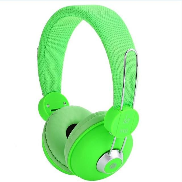 Original JKR 110 Foldable Wired Stereo HiFi Music Headphones Headset