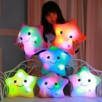 Led Light Plush Pillow