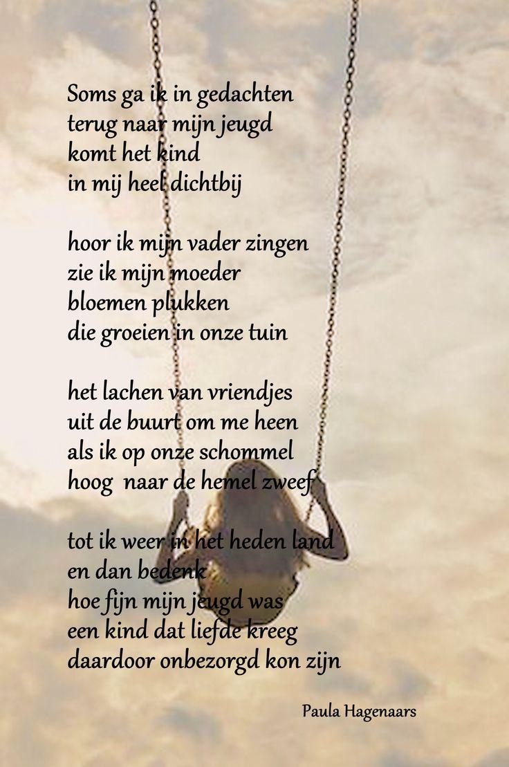 Beroemd Gedicht Kind Loslaten GB84 | Belbin.Info #ZU17