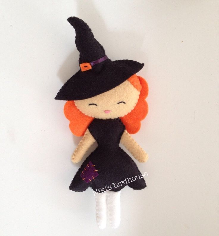 Halloween witch Matilda the witch - Halloween witch decor by NikisBirdhouse on Etsy https://www.etsy.com/listing/250426286/halloween-witch-matilda-the-witch