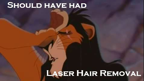 Don't let this facepalm happen to you...contact us about laser hair removal! www.capitallaser.net