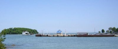 Catawba Island, Ohio travel guide - Wikitravel. Shown: Miller Ferries to the Lake Erie islands of Put-in-Bay & Middle Bass.