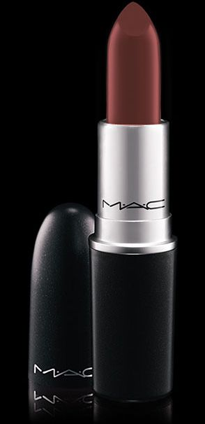 Nude lips for dark skin tones: MAC Cosmetics: Lipstick in Polished Up