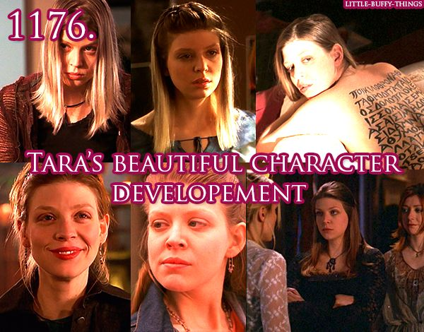 Taras Beautiful Character Development