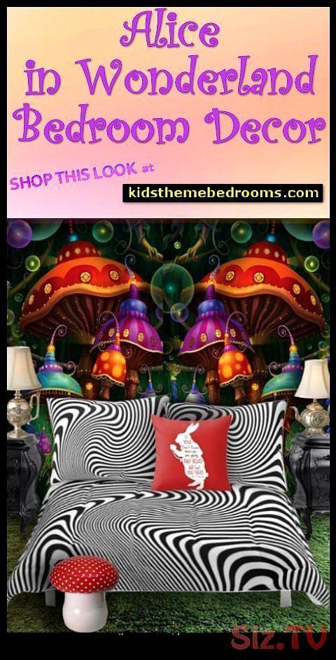 Alice in wonderland bedroom furniture Alice in wonderland bedroom furniture Mari…