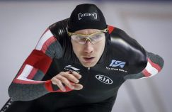 Ted-Jan Bloemen won bronze in the Men's 5000m in Erfurt, Germany on Saturday for his fifth individual World Cup medal...