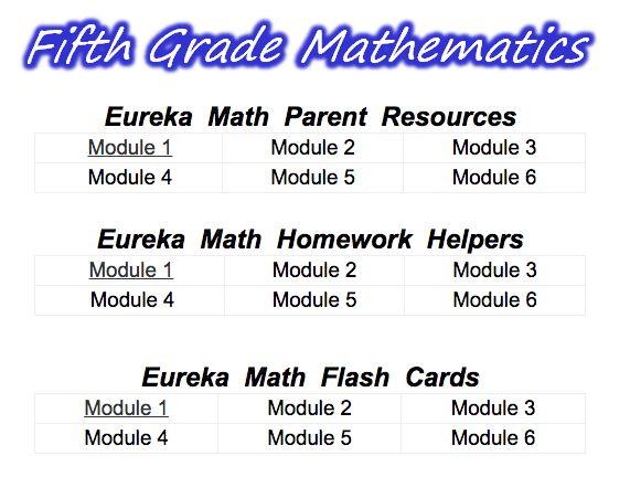 5 Grade Math Homework Help