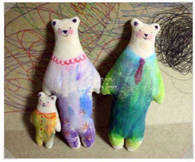 bear family~~by joyce