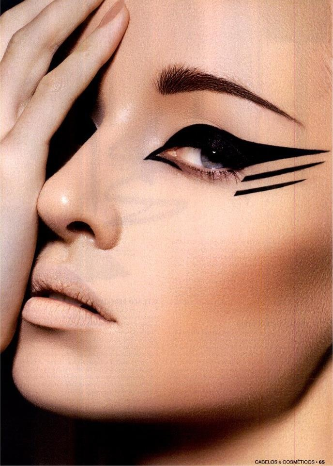 Thick Cat liner