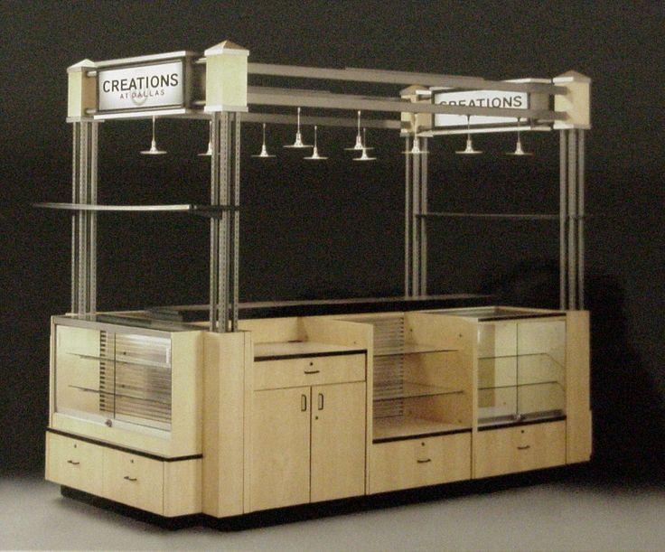 Kiosk design circa late 1990 39 s shopworks inc designs for Garden kiosk designs