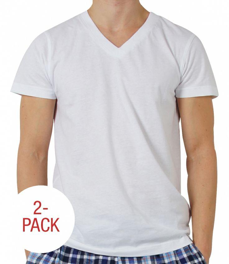 V-Neck Shirt von Bruno Banani aus 100% feiner Baumwolle. Doppelpack zum günstigen Vorteils-Preis. Bruno Banani steht für Lifestyle-Mode für den modernen Mann und bietet dabei Herrenwäsche in feinster Qualität. Das Shirt hat eine bequeme Passform und ist angenehm zu tragen. Die feine Schurwolle ist von höchster Qualität und gewährleistet Langlebigkeit. Für weitere Infos: http://www.boxxers.de/BRUNO-BANANI-2-Pack-V-Shirt-halbarm-weiss