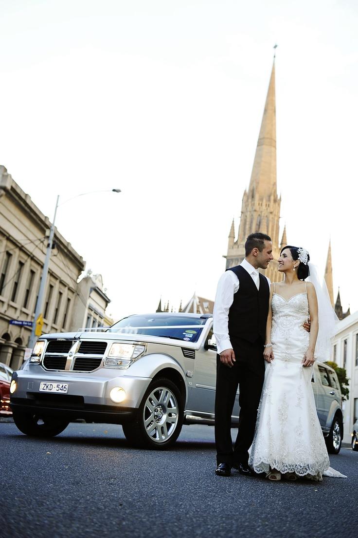 Melbourne wedding - St Patrick's Con Tsioukis of Alex Pavlou Photography