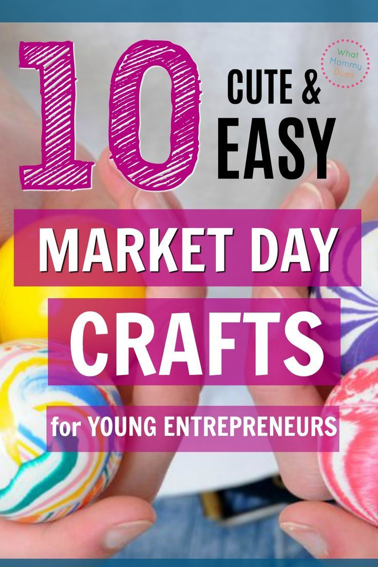 10 Easy School Market Day Ideas To Make And Sell Market Day
