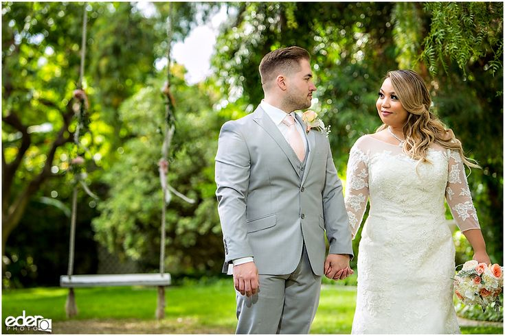 Bride and groom at Green Gables Wedding Estate, green gables wedding day, newlywed photos