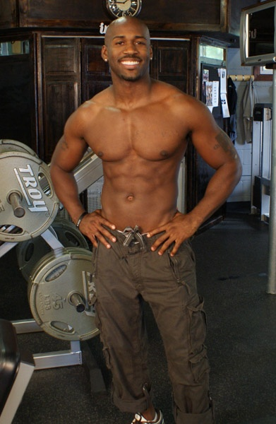 This is why I workout - Men like this inspire me to be a fit woman :) Dolvett Quince: The Biggest Loser Trainer