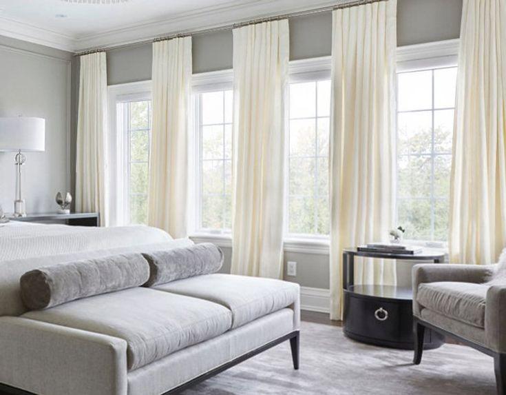 Pair Of White Velvet Curtains Bedroom Velvet Curtains Living Etsy White Velvet Curtains Curtains Living Room Curtains Living #white #curtains #living #room #ideas