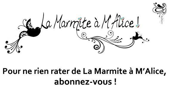 La Marmite à M'Alice !