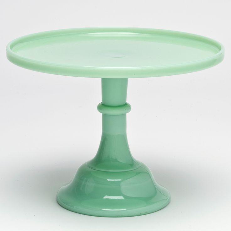 """Image detail for -Pedestal Cake Stands - 12"""" Jadeite Pedestal Cake Stands - UK delivery"""