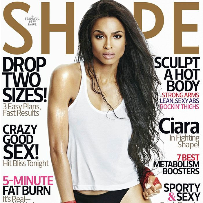 Our kickass September cover girl Ciara has come a long way from Goodies—her 2004 debut, chart-topping album.In the past year alone, 29-year-old has released her sixth studio album, starred in the NBC
