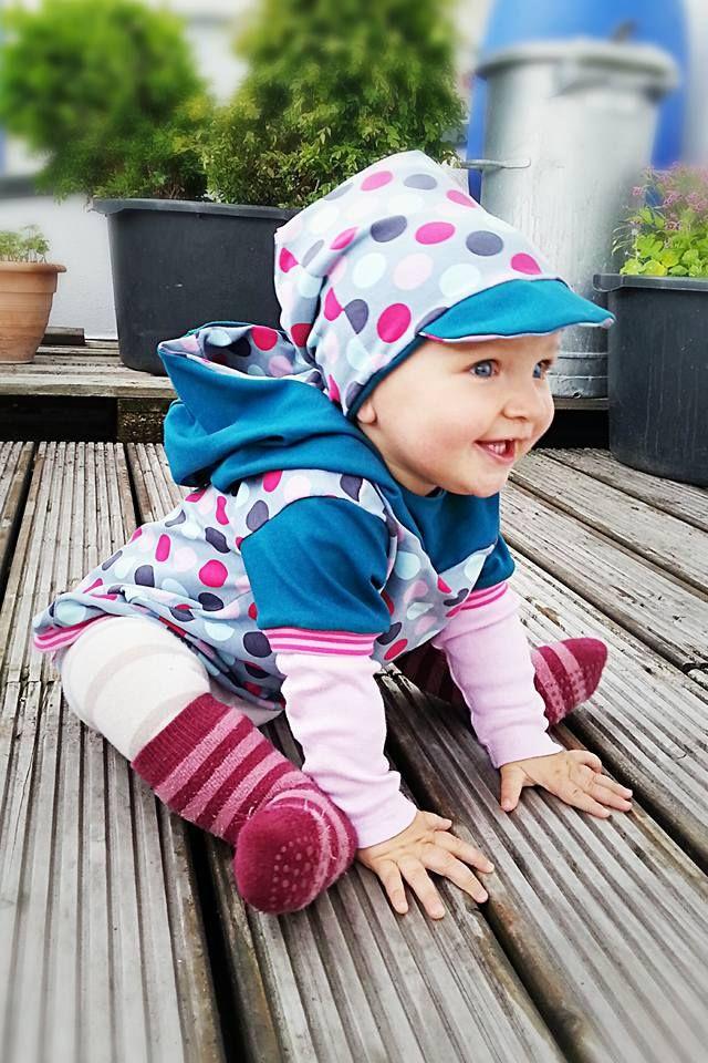 21 besten Baby Bilder auf Pinterest | Schnittmuster, Baby nähen und ...
