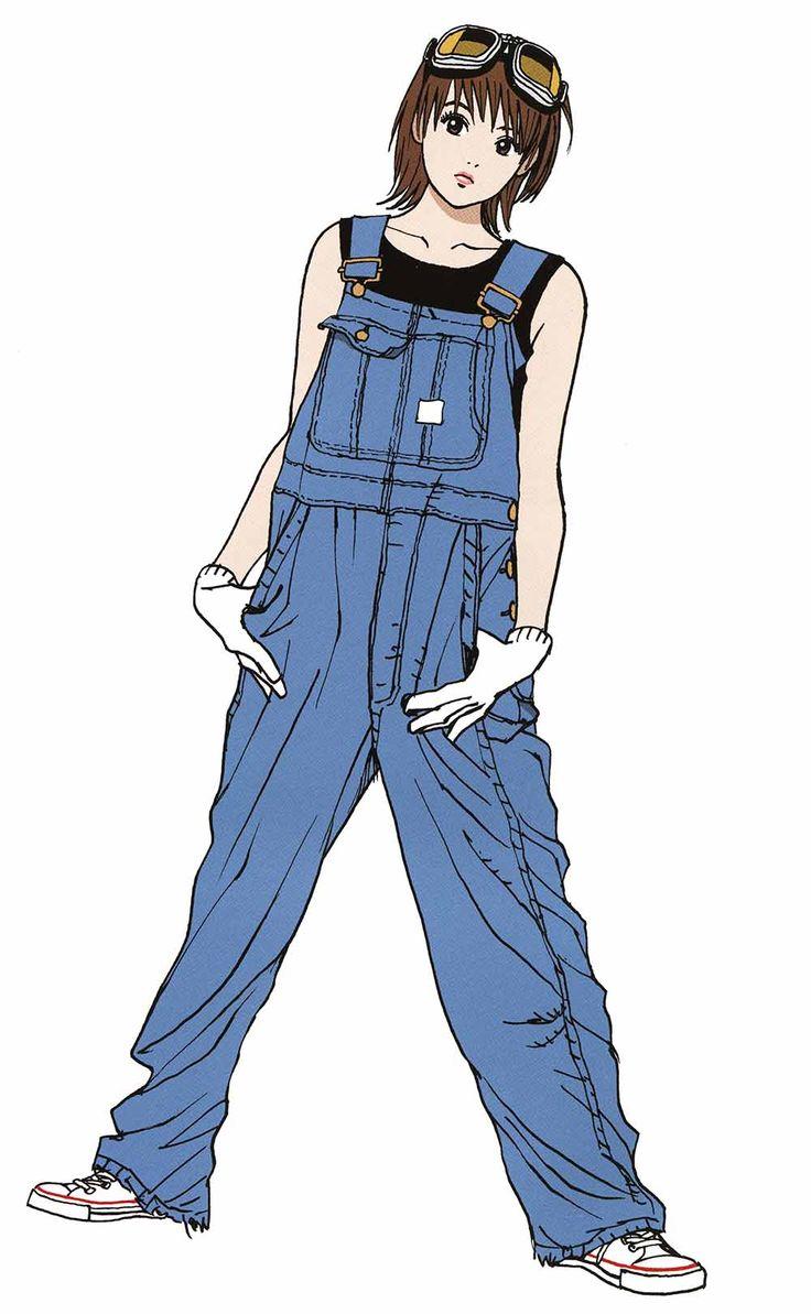m@m - テレビ「未来創造堂」キャラクター設定(未使用)2006