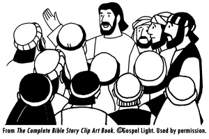 Jesus names 12 apostles- Teaching Resources