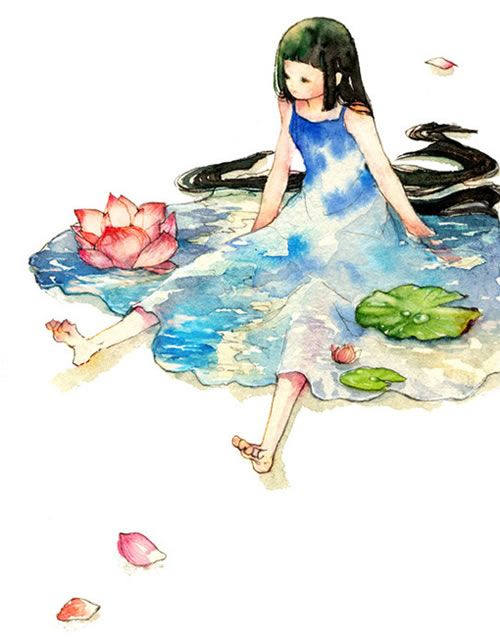 The 25+ best Watercolor illustration ideas on Pinterest ...