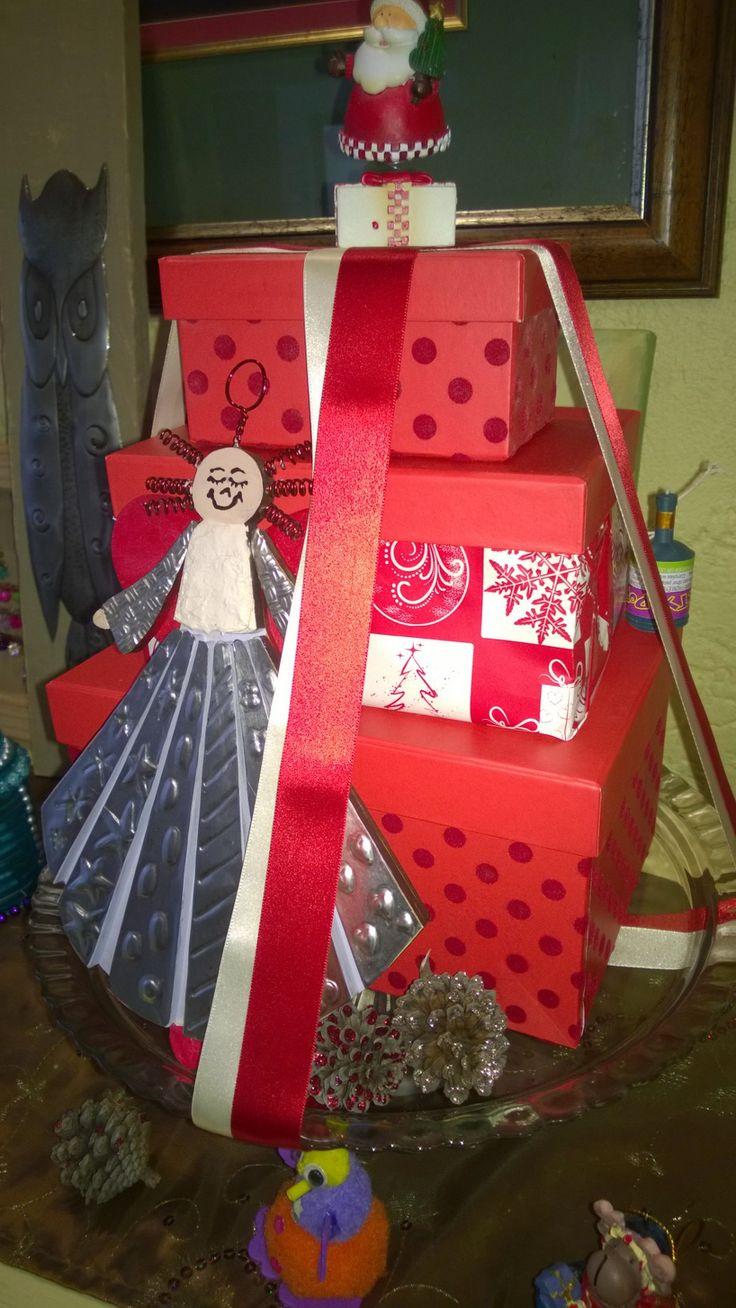 Christmas box decorations @heather8532