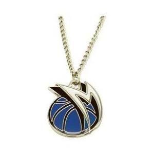 Dallas Mavericks Logo Necklace