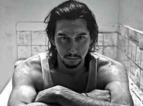 Adam Driver gives a peek at his muscular body on the cover of Interview magazine's December/January cover. Here's what the 33-year-old actor had to share: …