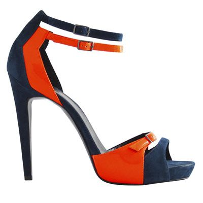 A new spin on the spectator and some serious ankle interest. Pierre Hardy via Marie Claire