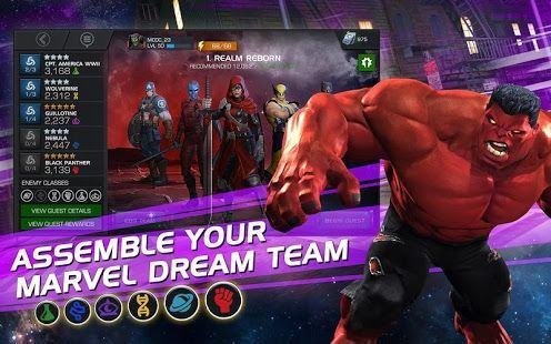 MARVEL Contest of Champions Android Game APK! #android #apps #apk #MARVEL #games