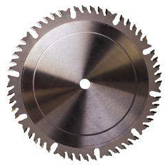 Los cinco tipos de hojas usadas en una sierra circular fija | eHow en Español