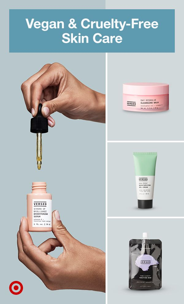 Find vegan & cruelty-free skin care products like …