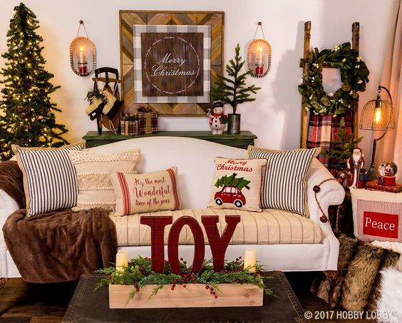 19 best como decorar tu casa esta navidad 2017 2018 images for Ver como decorar una casa